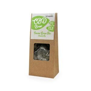 Somnio CBD Thee Detox & Cleanse 3mg CBD per theezakje - 15 zakjes