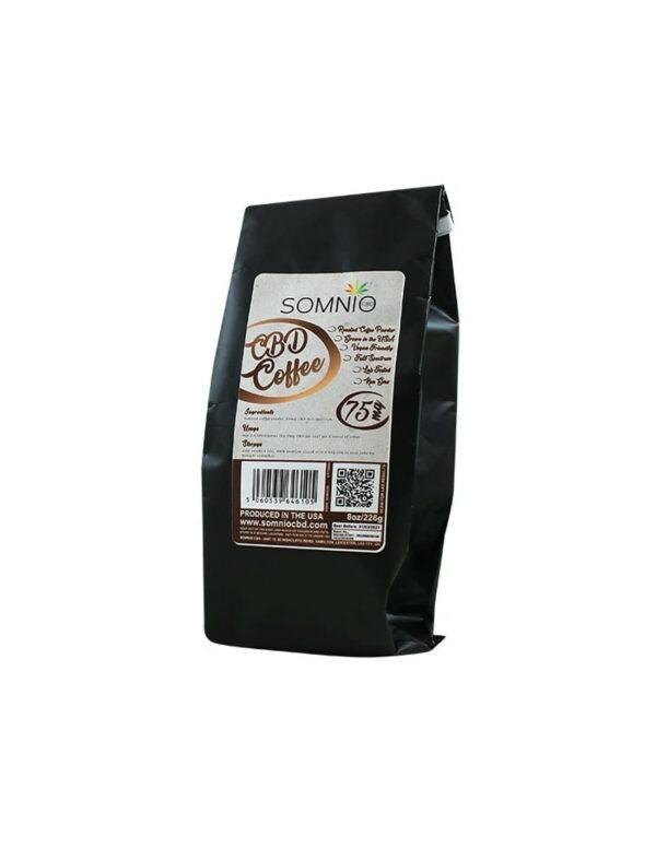 Somnio CBD Koffiepoeder 75mg 126g