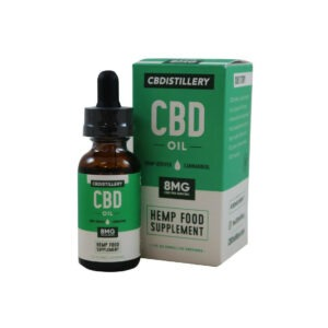 CBDistillery CBD Olie Voedingssupplement 30ml 250mg