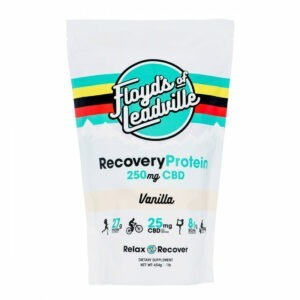 Floyd's On The Go Recovery Protein Vanilla 25mg 45g (6 PACK)