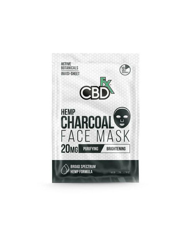 CBDfx Aloë Vera Gezichtsmasker met CBD 20mg
