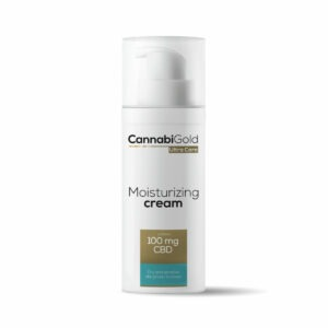 CannabiGold Ultra Care Moisturising Cream 50ml 100mg