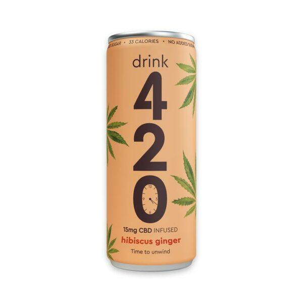 420 CBD Drink 15mg 250ml