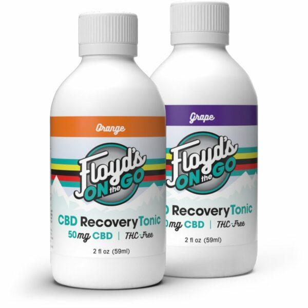 Floyd On the Go CBD Recovery Tonic 50mg