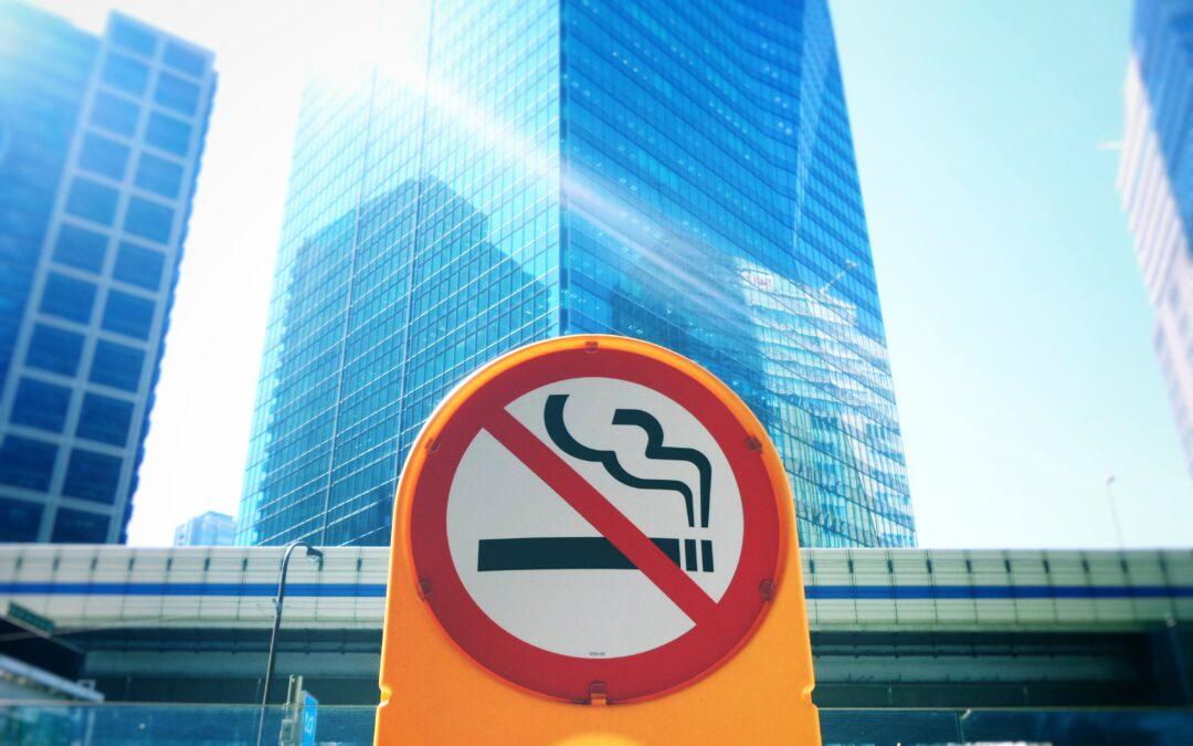 CBD stoppen met roken